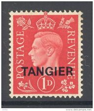 MOROCCO AGENCIES/TANGIER, 1940 1d very fine light MM, cat £18 (D)