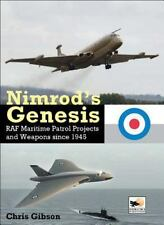 NIMROD'S GENESIS - by C. GIBSON (RAF ASW Aircraft Cold War, Comet 4)