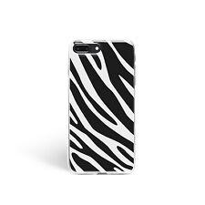 Zebra iPhone XS XR Silicona Funda iPhone 11 Pro 7 de 8 Plus Tapa iPhone 4s 5s 6 6s