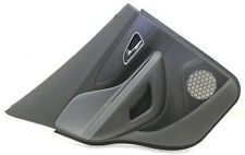 Opel Mokka 94516337 Türverkleidung Türpappe Hinten Links Schwarz 1386094936