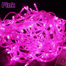 Fairy String Lights Lamp 10M 100LED Christmas Wedding Xmas Party Decor Outdoor Y