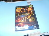Lord of the Rings: The Third Age (Microsoft Xbox, 2004) W BOOKLET FREE SHIPPING