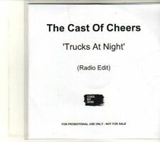 (DT207) The Cast Of Cheers, Trucks At Night - 2012 DJ CD