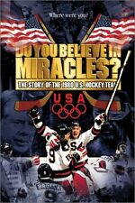 Do You Believe in Miracles? - The Story of the 1980 U.S. Hockey Team (DVD, 2002)
