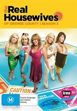 The Real Housewives Of Orange County : Season 3 (DVD, 2011, 3-Disc Set)