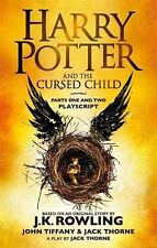 Harry Potter and the Cursed Child - Parts One and Two: The Official Playscript of the Original West End Production by John Tiffany, Jack Thorne, J.K. Rowling (Paperback, 2017)