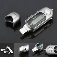MP3 Player WMA SWMV ASF WAV Supporta Micro SD/ TF Card 32 GB FM Radio USB NEW