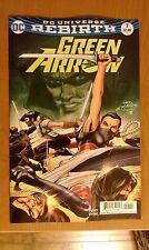 Dc Universe Rebirth Green Arrow # 7 (1st Print) Variant