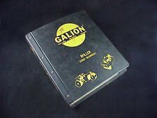 GALION Rollers Shop Manual Service Repair 5-8, 8-10 1/2, 8-12 Ton, PTR, VOS more