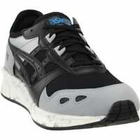 ASICS Hypergel-Lyte Sneakers Casual   Sneakers Black Mens - Size 10 D