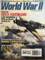 World War II Magazine Sept 2002