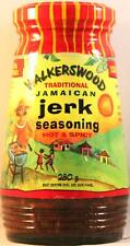 Walkerswood Jamaican Jerk Seasoning Hot & Spicy 280g (Pack of 3)