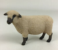 Schleich Shropshire Sheep Toy Figure Realistic Farm Animal 2011 Detailed Retired