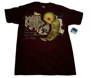 Vintage Alien Workshop FETUS Skateboard T-Shirt, Medium, New!