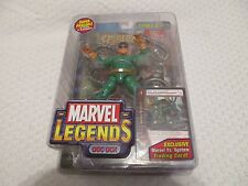 Toy Biz Marvel Legends Series VIII 8 Doc Ock Action Figure with VS System Card