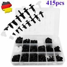 DE 415tlg Set Clips für Tür Sortiment FORD Klammer Befestigungsclips Spreitzniet