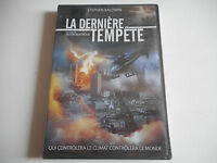 DVD NEUF - LA DERNIERE TEMPETE - STEPHEN BALDWIN - ZONE 2