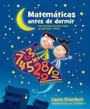 Matematicas Antes de Dormir = Bedtime Math (Hardback or Cased Book)