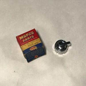 1949 1950 PLYMOUTH DODGE NOS MOPAR HEATER/DEFROST KNOB 49 50 - 1297689