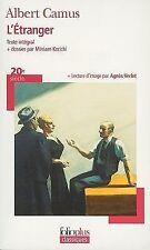 L'etranger by Mériam Korichi, Agnès Verlet and Albert Camus (2005, Paperback)