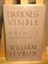 DARKNESS VISIBLE - William Styron - 1st Printing - HC/DJ - VNF/VNF