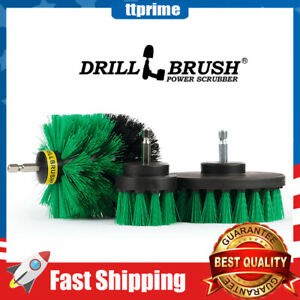Drillbrush Green Kitchen Cleaning Drill Brushes Sink Cleaner RANDOM COLOR