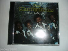 The Manhattans - One Life to Live CD Sealed