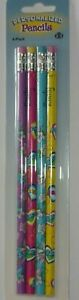 NEW Personalised Pencils - 4 in a Pack - lots of Children's/kids's  names
