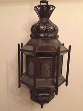Multicolour Moroccan Light Pendant Ceiling Light Fixture Moroccan Lantern