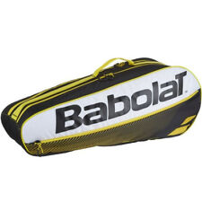Babolat Club Line Tennis Racquet Holder Classic Bag 6 Yellow New Free Shipping