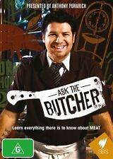Ask The Butcher (DVD, 2014)