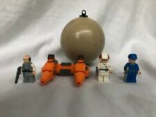Lego Twin-pod Cloud Car & Bespin (9678) with Lobot, Pilot, and Guard