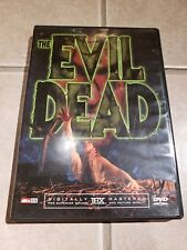 The Evil Dead (Dvd, 2009)