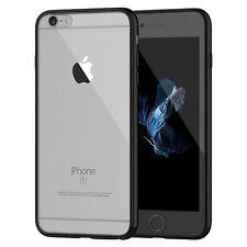 "Apple iPhone 6/6s Custodia, JETech 4.7"" Bumper Cover Shock-Absorption Clear Back"