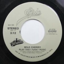 Soul Promo 45 Wild Cherry - Play That Funky Music / Hot To Trot On Belkin/Maduti