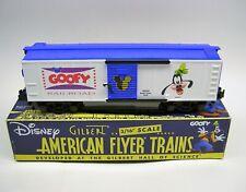 6-48349 American Flyer Goofy Boxcar in Original Box