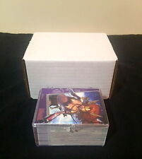 2013 Women of Marvel series 2 complete Base card Set 1-90 (Rittenhouse) 90 cards