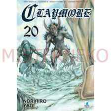 Manga - Claymore 20 - Star Comics