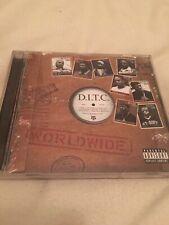 D.I.T.C - (CD) Worldwide (Fat Joe, Big L, Lord Finesse Showbiz, OC, Buckwild)