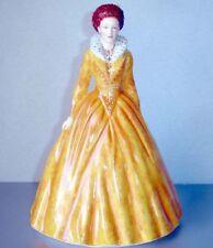 Royal Doulton Young Queens Queen Elizabeth I Figurine #Hn5704 New