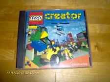 LEGO CREATOR CD WIN 95/98