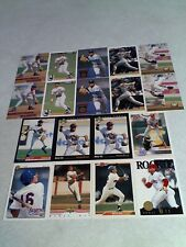 *****Benji Gil*****  Lot of 85 cards.....22 DIFFERENT