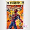AMAZING SPIDER-MAN 850 CGC 9.8 SS SIGNED GREG HORN TRADE VARIANT HOMAGE PREORDER