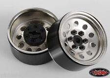 """1/10 Scale Crawler 1.9"""" PRO10 Steel Beadlock Wheels by RC4WD # Z-W0073"""
