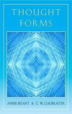 Thought Forms 9780835600088 by Besant, Annie, Leadbeater, C.W.