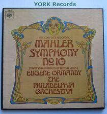72408/9 - MAHLER - Symphony No 10 ORMANDY Philadelphia O- Ex 2 LP Record Box Set