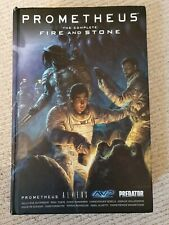 Prometheus: The Complete Fire and Stone Omnibus Hardcover