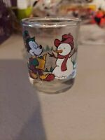 Walt Disney Mickey Mouse Glass Candle Votive Cup Holder