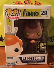 14 SDCC FUNDAYS HEIMDALL FREDDY FUNKO #29 POP LE 300 RARE **SALE** 20% DROP