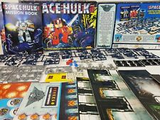 SPACE HULK 2nd edition BOARD GAME - 100% complete UNUSED OPENED [ENG,1996]